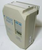 Yaskawa Varispeed 616T3 CIMR-T3A23P7 200V Class Inverter Drive 20 Amp 230Vac
