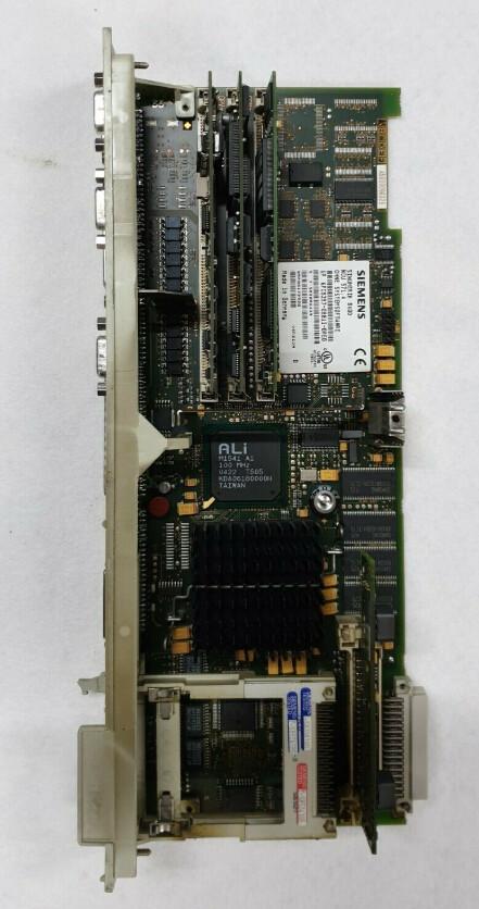 Siemens Sinumerik 840D 6FC5357-0BB12-0AE0 Processor Module
