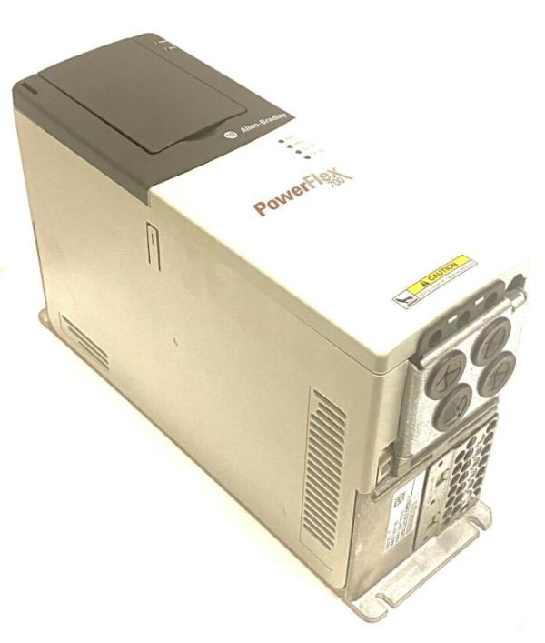 ALLEN BRADLEY POWERFLEX 700 20BD040A3AYNAND0 SER. B AC DRIVE