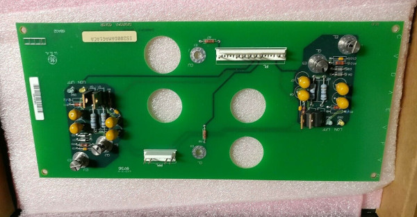 GENERAL ELECTRIC IS200SCTLG1ABA MRP580585 FIBER OPTIC CONTROL BOARD