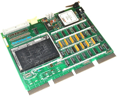 HONEYWELL 30680432-502 8546 CIRCUIT CARD ASSEMBLY