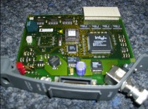ABB DFE02 Feldbus Module AUI 37262-4-0369566 DFE 02, 0369566 0022 00