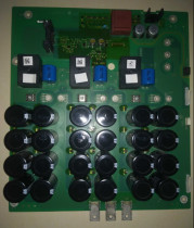 Siemens Frequency converter G120 series 75KW Power supply board Capacitor board A5E00496050/A5E00496081