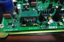 Meiden High voltage inverter Power unit Drive plate Control panel Power supply board N62P30580 1/5E