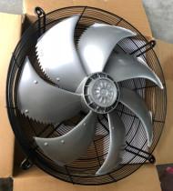 ABB Frequency converter Axial flow fan ZIEHL-ABEGG RH56E-4DK.6N.1R 230/400V 2.5KW