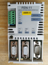 ABB Frequency converter ACS880 Absolute value pulse encoder interface module OY FEN-11