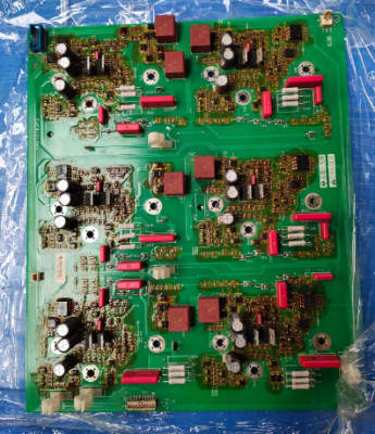 Schneider Frequency converter ATV61/71 Drive plate Trigger board PN072183P3
