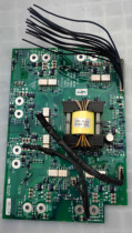 Emerson Power supply board Drive plate UT65 ISS02.00 7004-1064 3130-1068