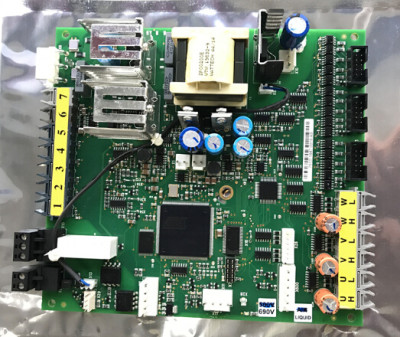 Vacon AB Frequency converter asic board Optical fiber board board PC00751B PC00751C