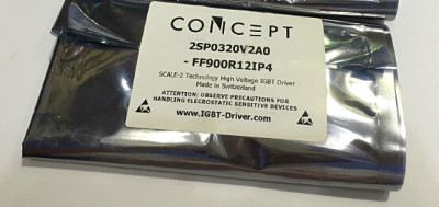 AB Frequency converter power module FF900R12IP4