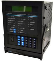 GE Multilin SR489-RELAY 489-P5-LO-A20 Generator