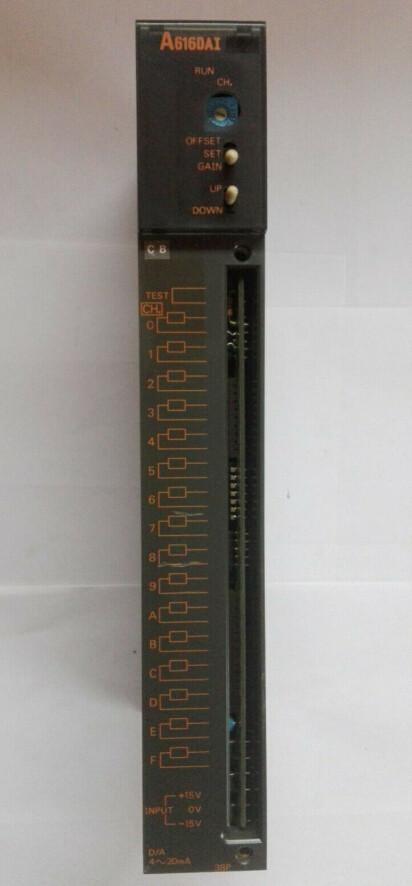 MELSEC MITSUBISHI A616DAI Digital-Analog Converter Module