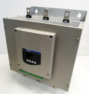 Telemecanique Altistart 48 ATS48C25QS316 250A 75kW Soft Starter
