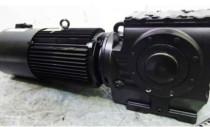 SEW Eurodrive SA77/T SDV132S8/2/BMG/VR Geared Motor
