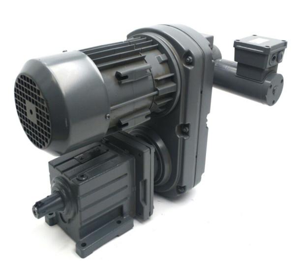 Lenze MHEMAXX080-32C1U Motor 0,75kW