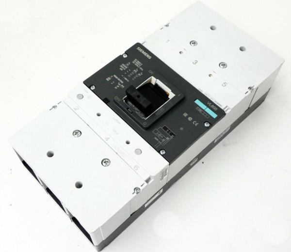 Siemens 3VL6780-1DE36-0AA0 800A 3VL6 780-1DE36-0AA