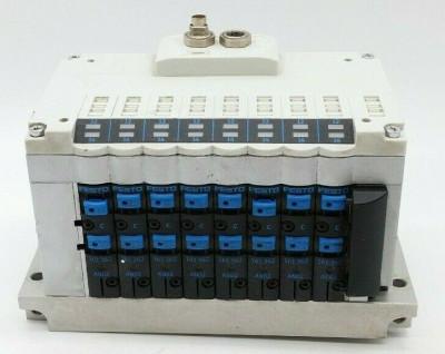 FESTO Ventilinsel CPV18-VI Pneumatic Valve Manifold