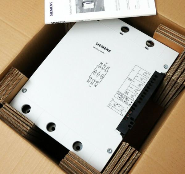 Siemens Sikostart 3RW3466-0DC24 110kW 400V Soft Starter
