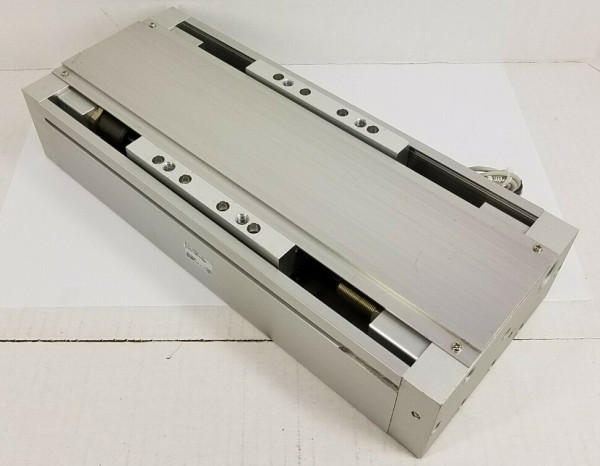 SMC CY1HT32-100B High Precision Magnetic Rodless Cylinder Air Slide
