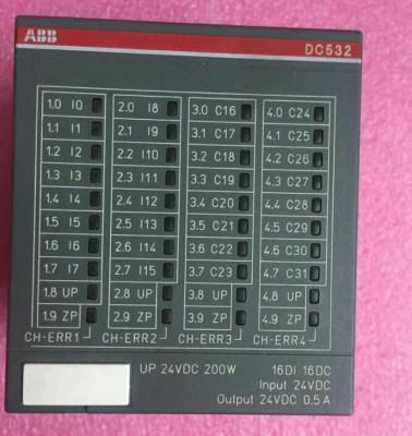 ABB DC532 B4 1SAP240100R0001 DIGITAL INPUT/OUTPUT MODULE