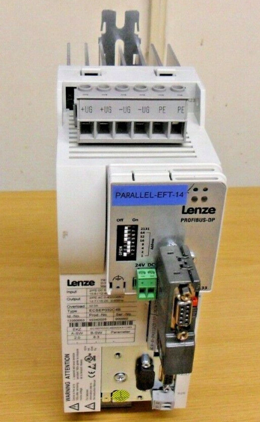 Lenze ECSEP032C4B Servo System