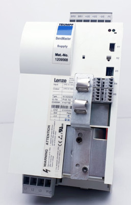 Lenze ECSDE040C4B 38.5A Servo Supply Module