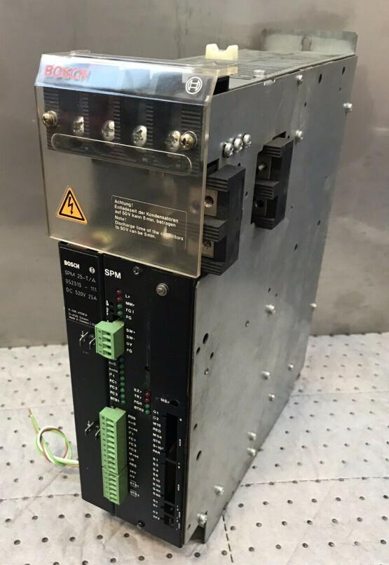 Bosch SPM 25-T/A 052313-102 DC 520V 25A Spindelmodul