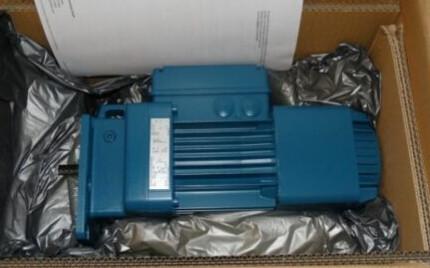 Demag 2BA71A4 B007 Offset Geared Motor 1.45HP, 220V
