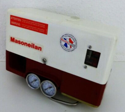 Masoneilan 28-0000 range: 0,41 - 1,65 Bar