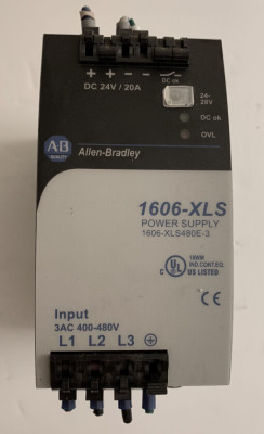 AB Allen-Bradley 1606-XLS480E-3 Power Supply Switched Mode