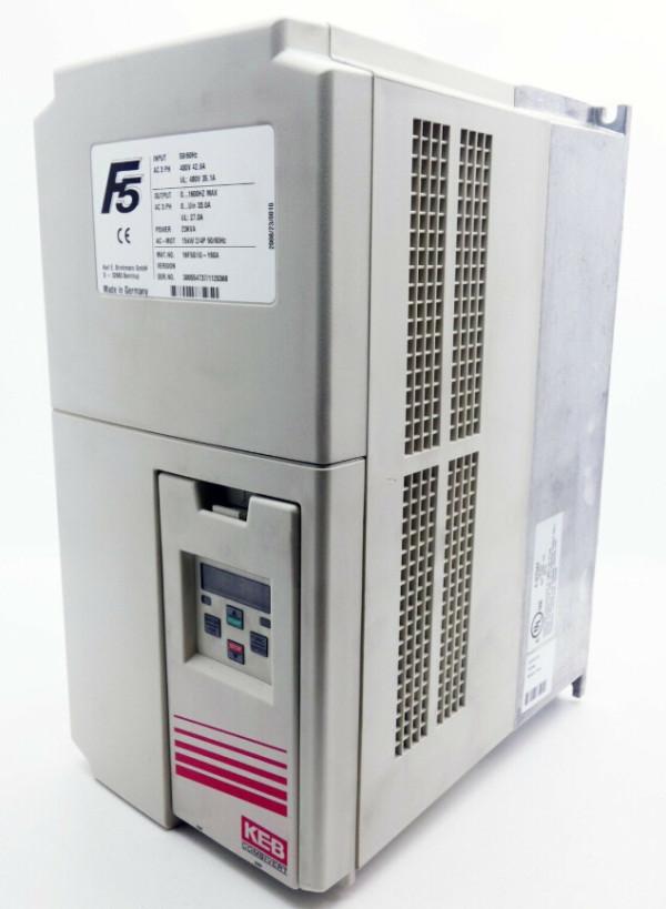 KEB Combivert 16F5GIG-Y60A 15kW 23KVA Keypad