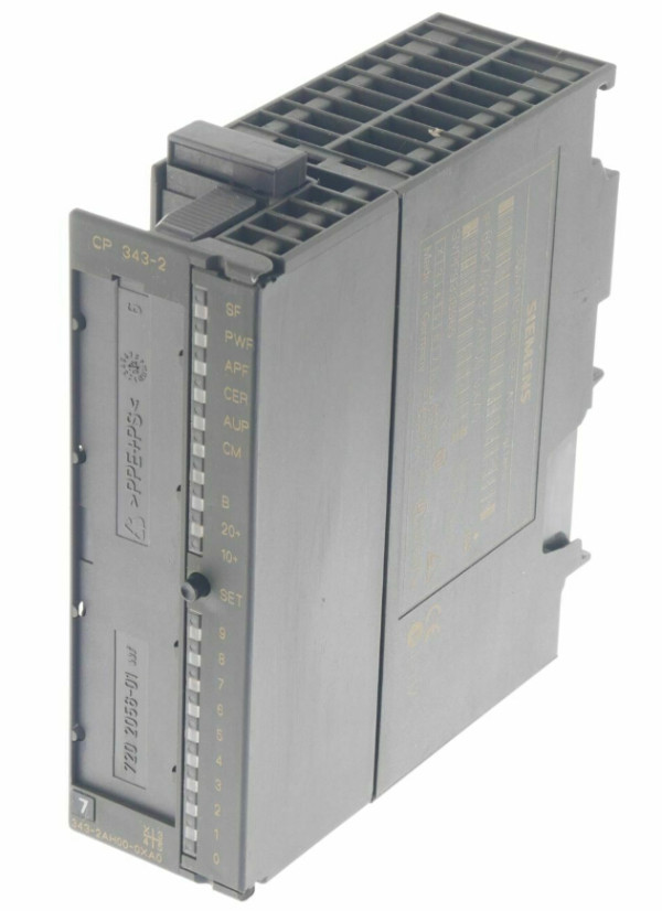 SIEMENS 6GK7343-2AH00-0XA0 Communication Module