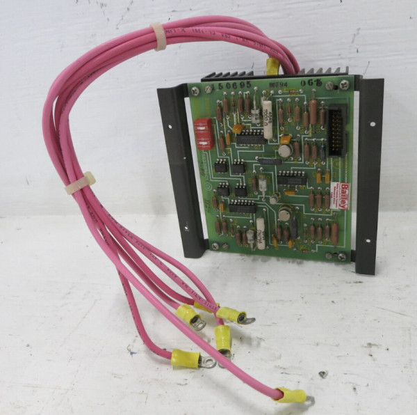 ABB Bailey 6632097A1 infi90 Power Panel Alarm Board Network 90 Card