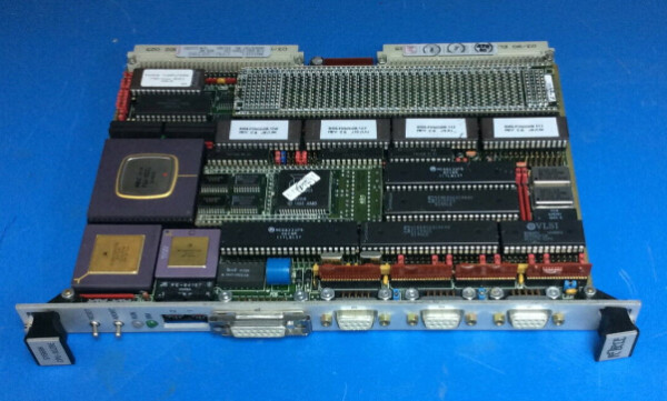 FORCE SYS68K/CPU-30ZBE CPU BOARD