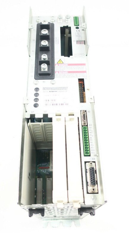 Indramat DDS03.1-W3030-D Indramat Digital Ac Servo Controller