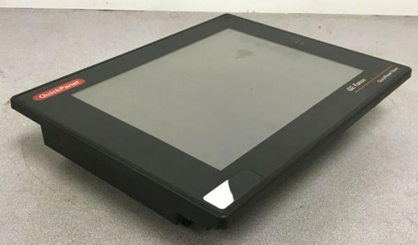 GE GENERAL ELECTRIC IC754VSI12CTD-KJ QuickPanel In Stock