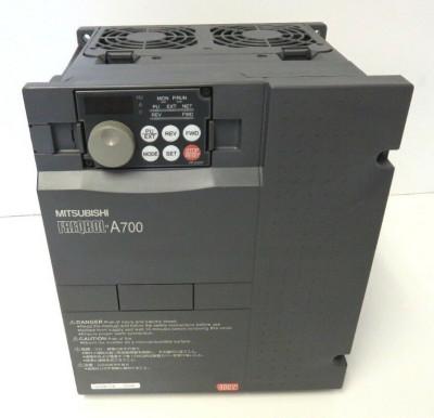 MITSUBISHI FR-A740-00470-EC INVERTER DRIVE 38A 18.5KW 380-480VAC 3PH