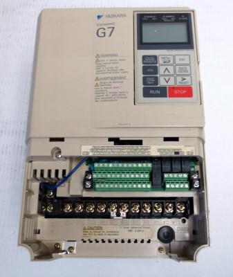 YASKAWA VARISPEED G7 CIMR-G7U47P5 DRIVE
