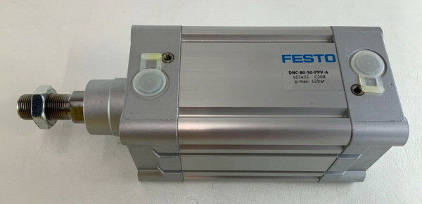 Festo Normzylinder DNC-80-50-PPV-A PNEUMATIC AIR CYLINDER