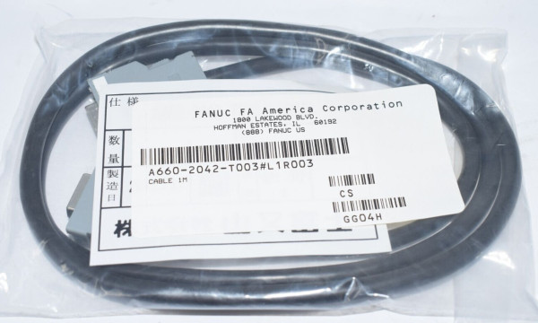 Fanuc LX660-2007-T010/L1R003 I/O LINK CABLE