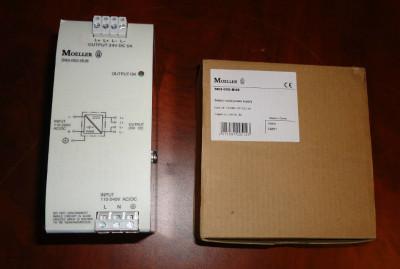 Moeller Schaltnetzteil Power Supply SN3-050-BU8