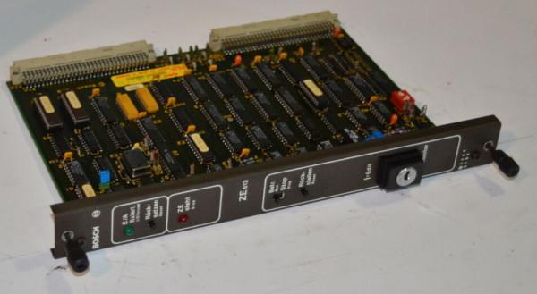 Bosch ZE612 1070 063815-106 Circuit Board PLC Module