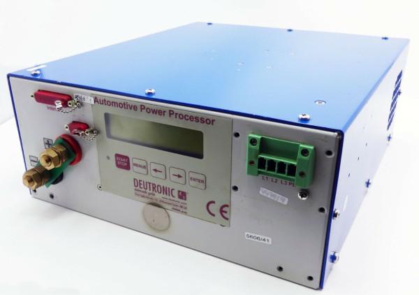 Deutronic DBL 1700/3W-14E2 Battery Charging Computer 400-500V