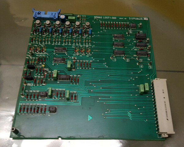 DEMAG LOST1-D00 Control Card