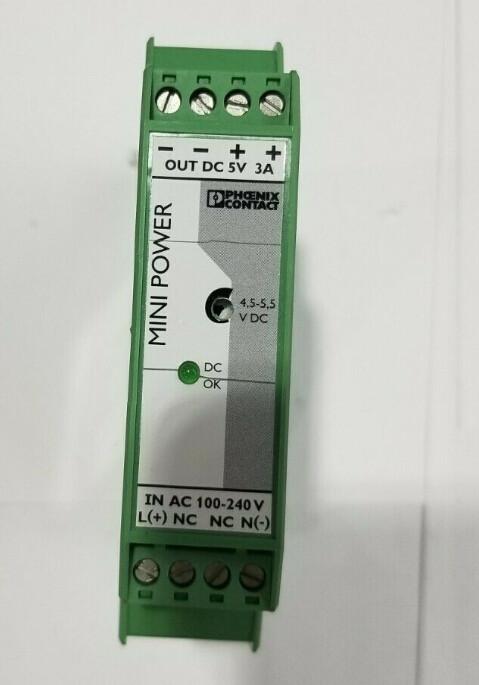 PHOENIX CONTACT 2938714 5VDC Power Supply