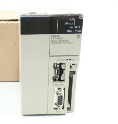 OMRON CS1G-CPU43H Programmable Controller