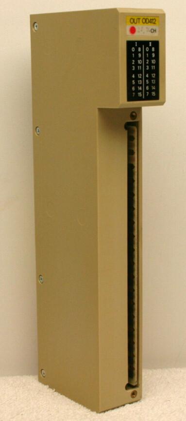OMRON C500-OD412 Output Unit