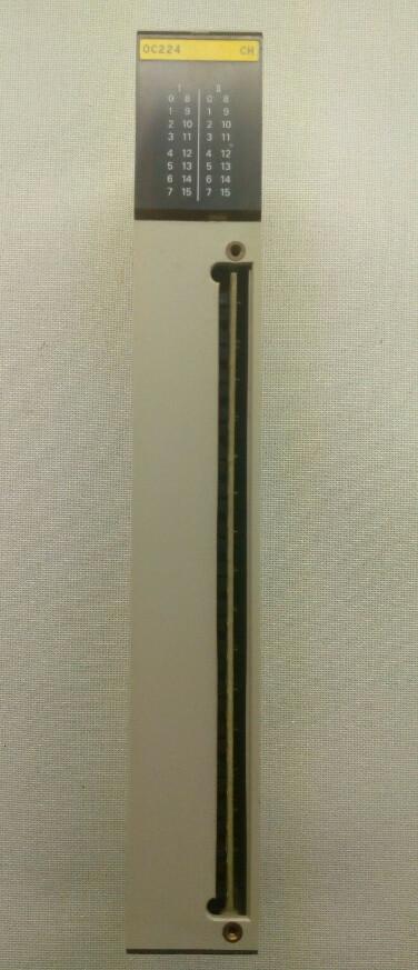 OMRON C500-OC224-E OUTPUT UNIT