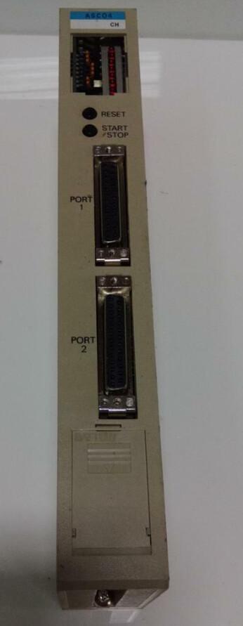 OMRON C500-ASC04 PLC MODULE