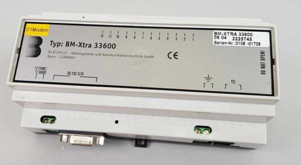 BLATZHEIM BM-XTRA 33600 Analog Modem